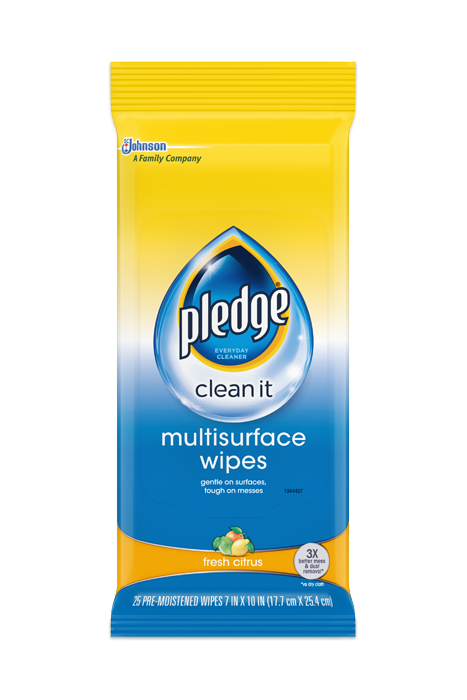multi surface everyday cleaner wipes