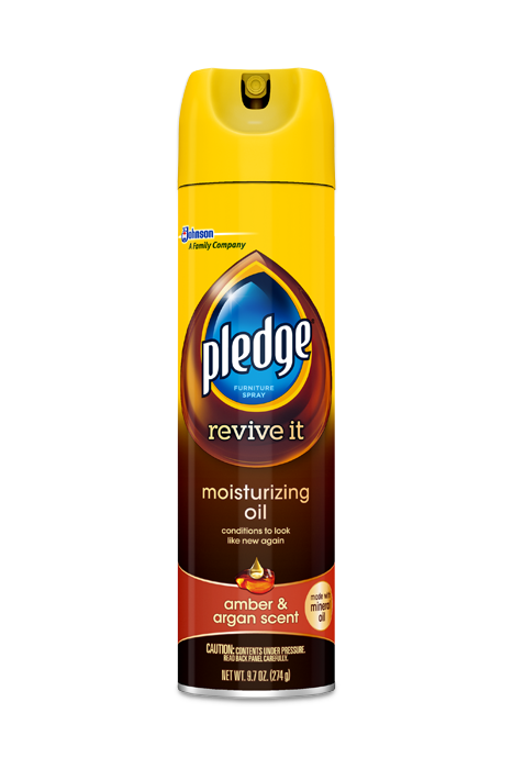 pledge moisturizing oil