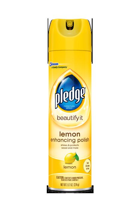 Lemon Enhancing Polish   Pledge®
